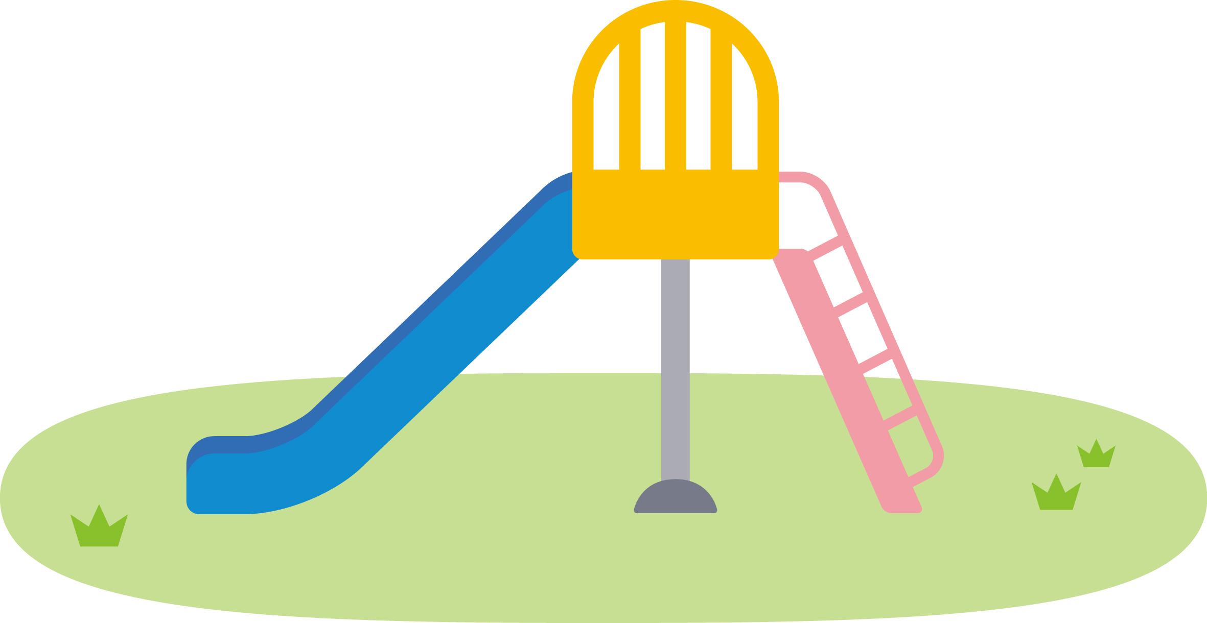 ADHDの息子は多動と不注意が原因で大型遊具から転落
