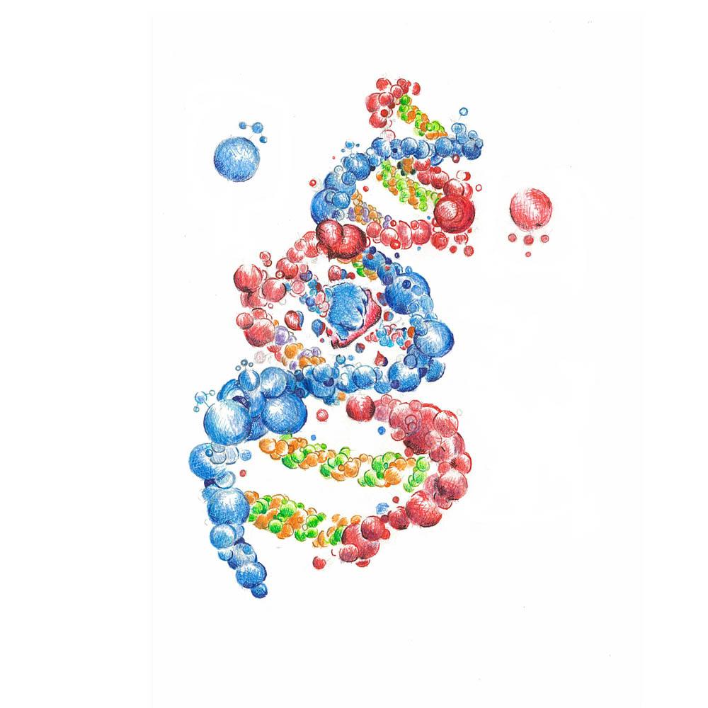 息子が自閉症だと診断された時、遺伝の可能性を指摘された