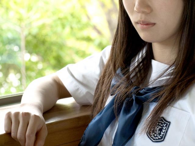 自閉症の娘は中学の進路指導のストレスで自傷行為