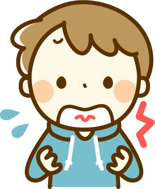 発達障害の息子はチック症で、感情を抑えられない