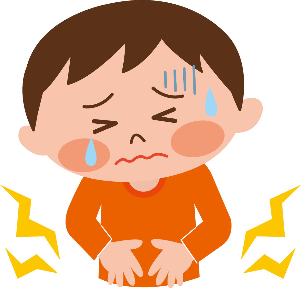 息子の発達障害が分かったきっかけは腹痛とチック