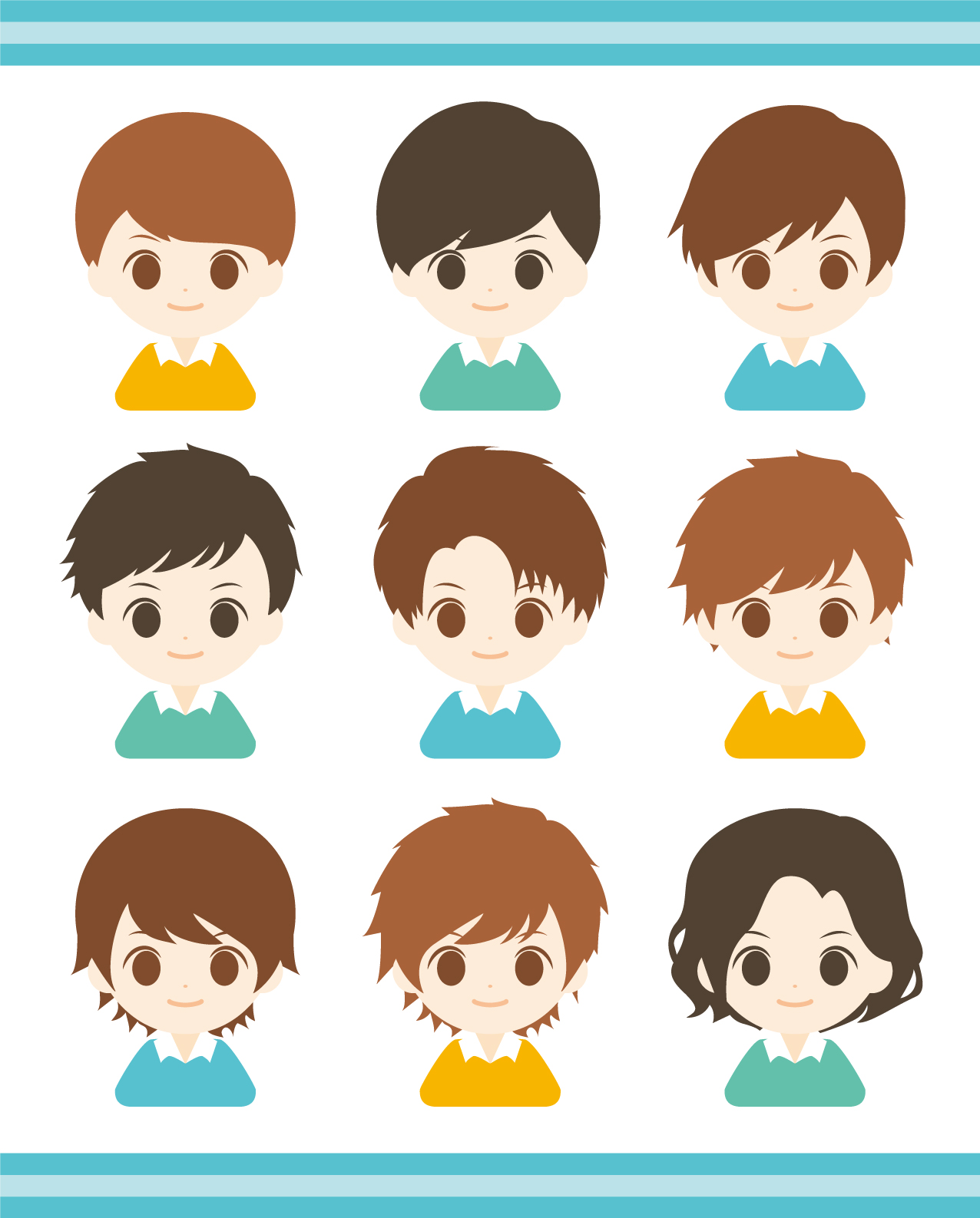 兄弟でアスペルガー症候群のタイプは違う。兄は積極奇異型、弟は受動型