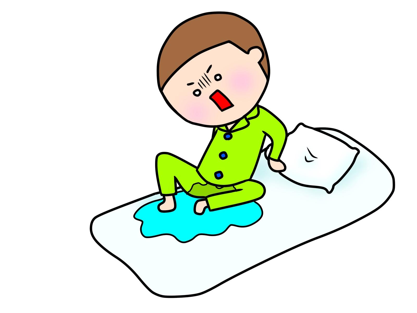 夜尿症からADHDだと判明した経緯を説明します