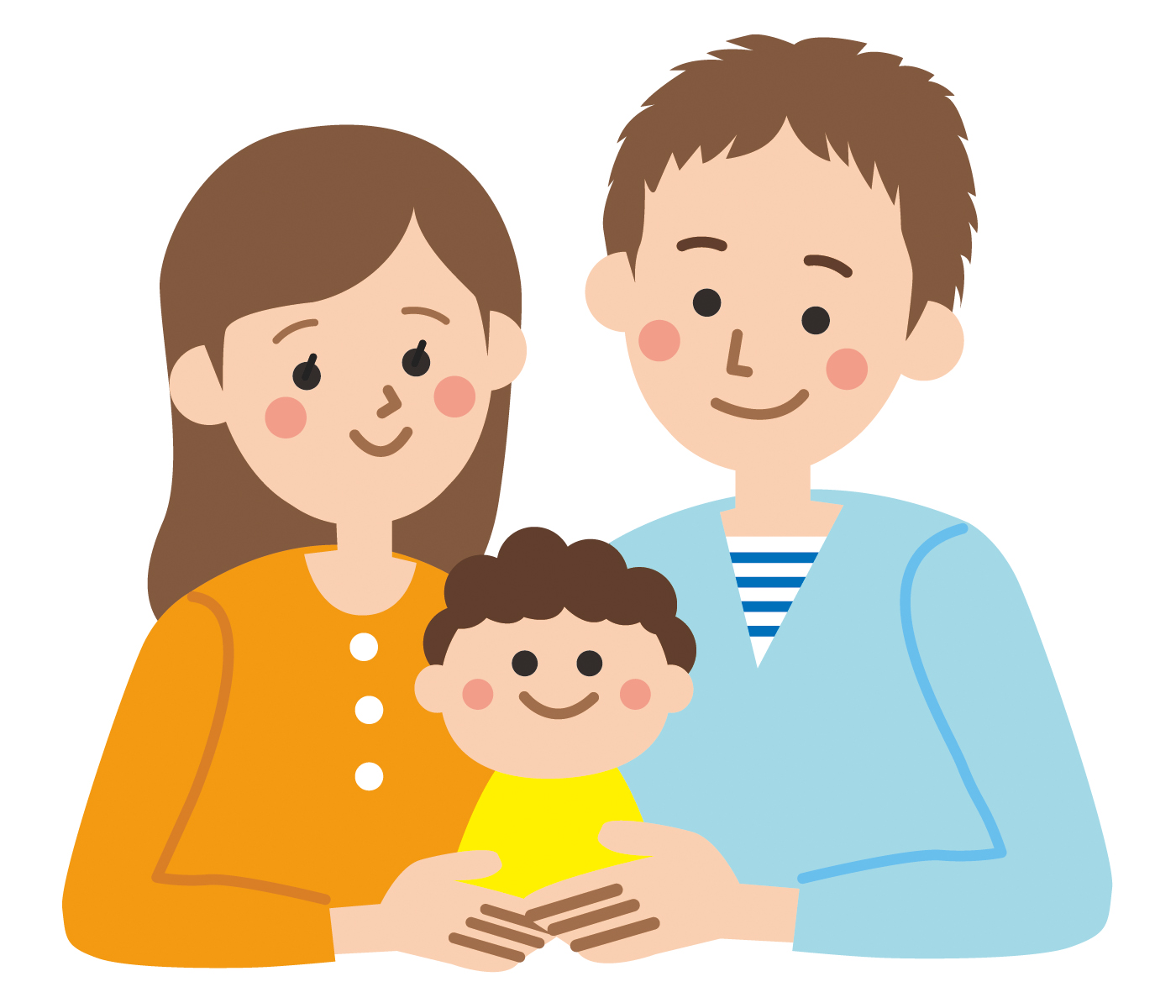 子供と夫が同時期に自閉症の診断を受けてから夫婦仲が改善