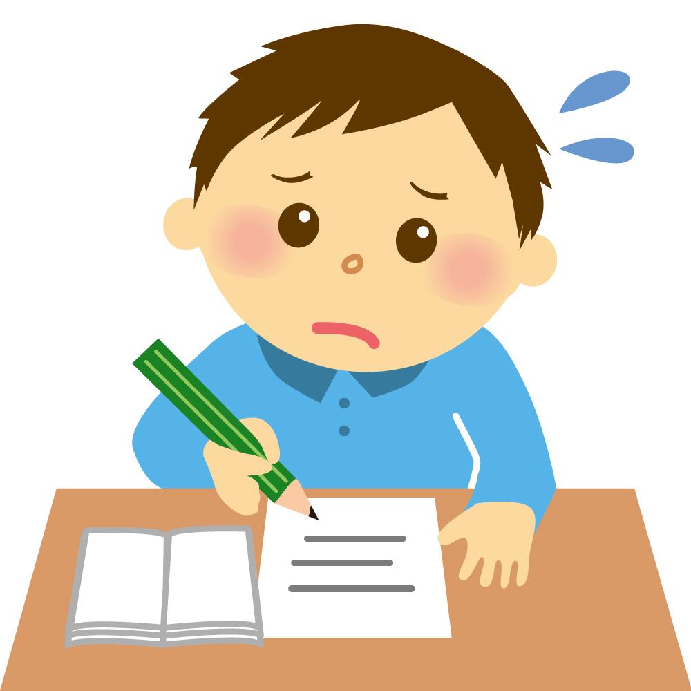 学習障害(LD)なのに先生に怒られ、登校拒否へ
