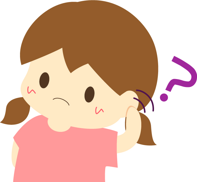 娘の感覚過敏は聴覚と触覚。学校の先生にも理解されず
