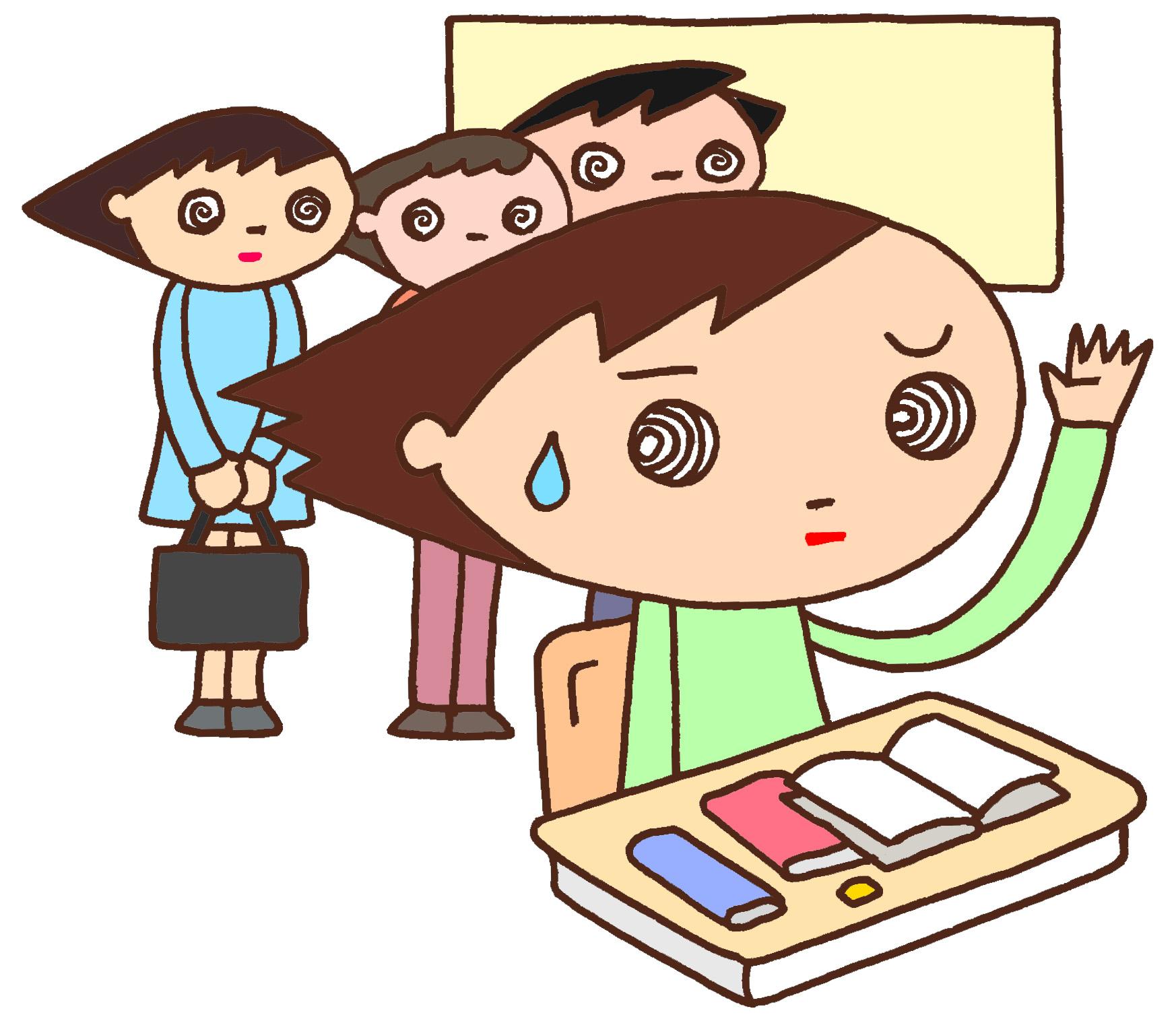 息子のADHDに気づいたのは授業参観。その後、学校でWISC検査を受ける