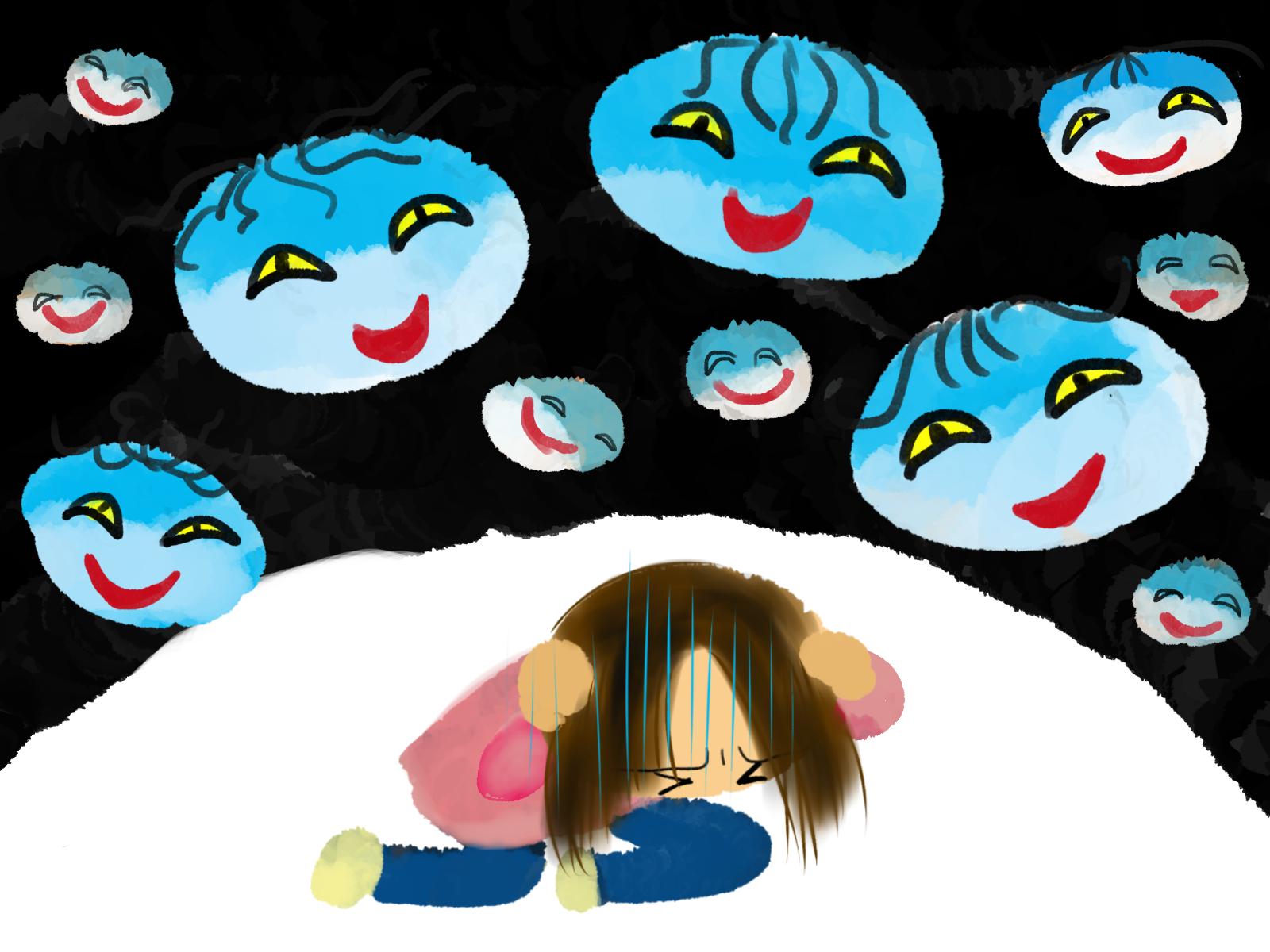 発達障害を抱える中学生の治療実例(二次障害による統合失調症)