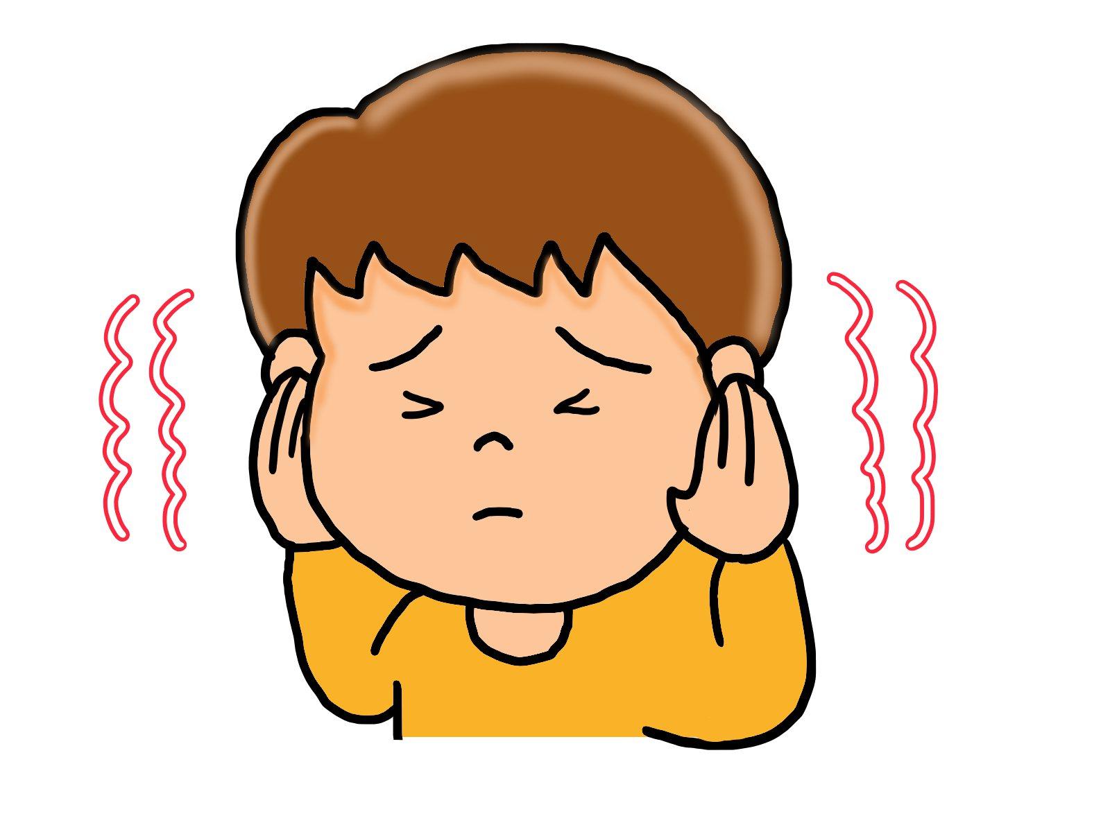 発達障害の感覚過敏の実際と克服するための工夫